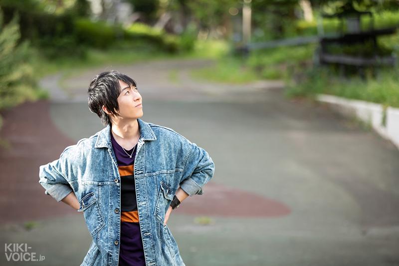 NEW COLOR VOICE 03:野上翔 前編...